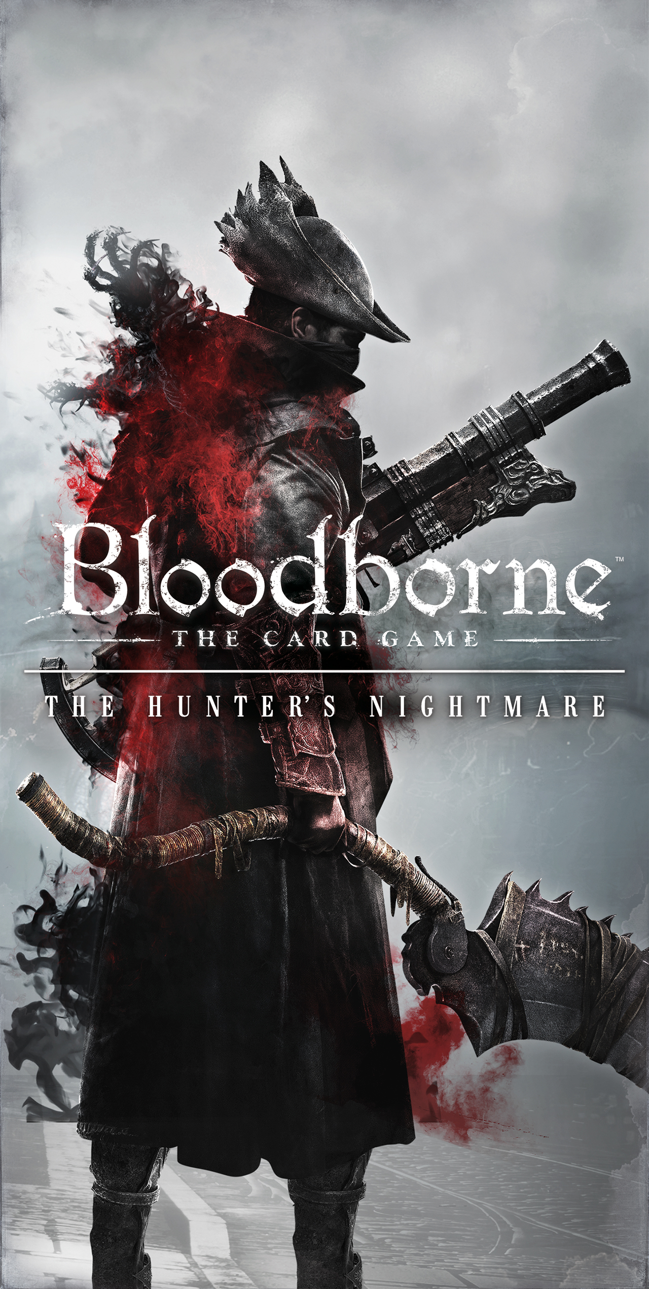The Hunters Nightmare: Bloodborne The Card Game -  Cool Mini Or Not
