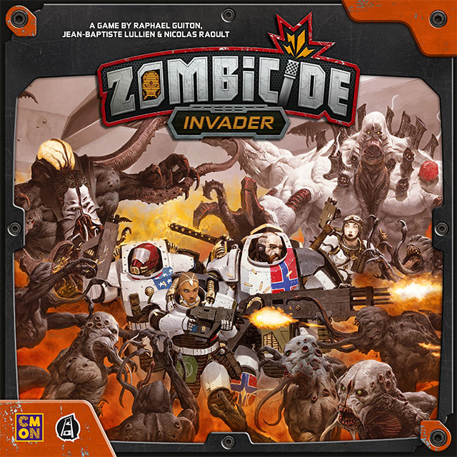 Zombicide Invader -  CoolMiniOrNot Inc