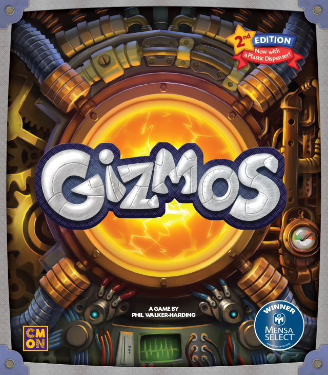 Gizmos 2nd Edition -  Cool Mini Or Not