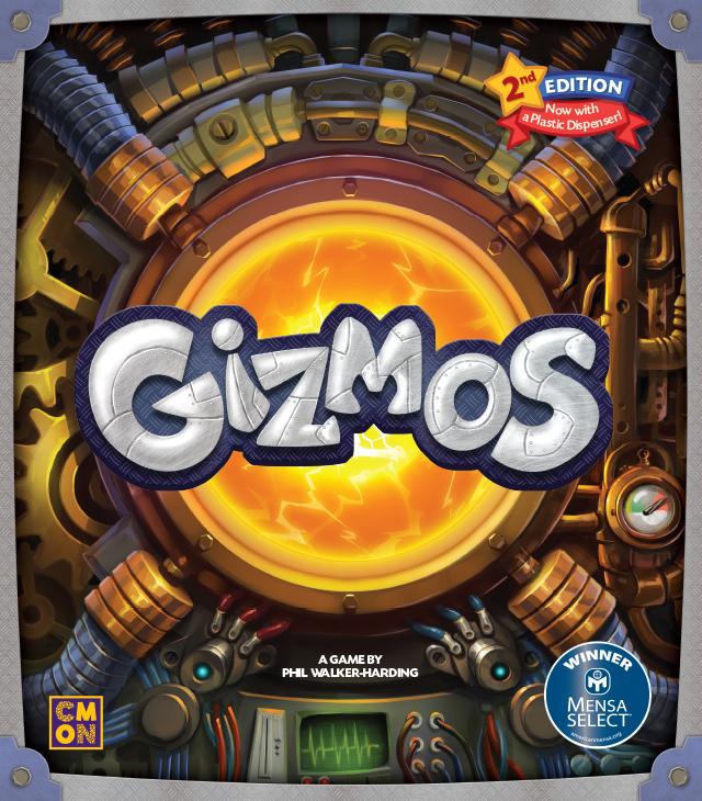 Gizmos 2nd Edition -  CoolMiniOrNot Inc