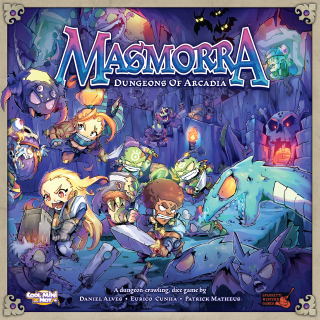 Masmorra Dungeons Of Arcadia -  Cool Mini Or Not