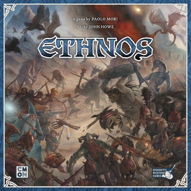 Ethnos (T.O.S.) -  Cool Mini Or Not