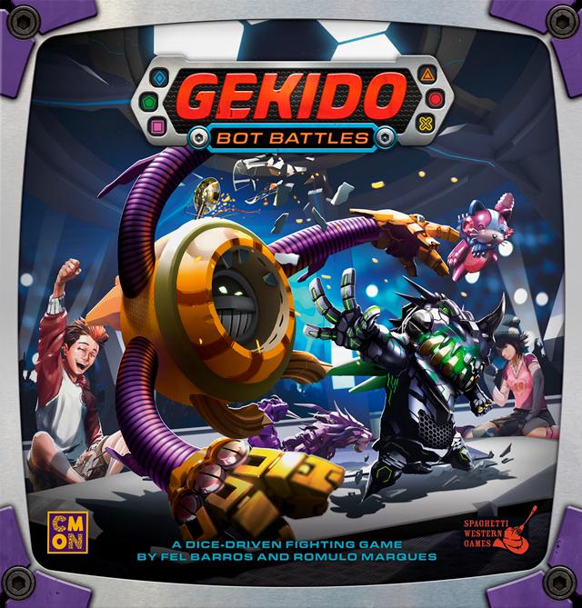 Gekido Bot Battles -  Cool Mini Or Not