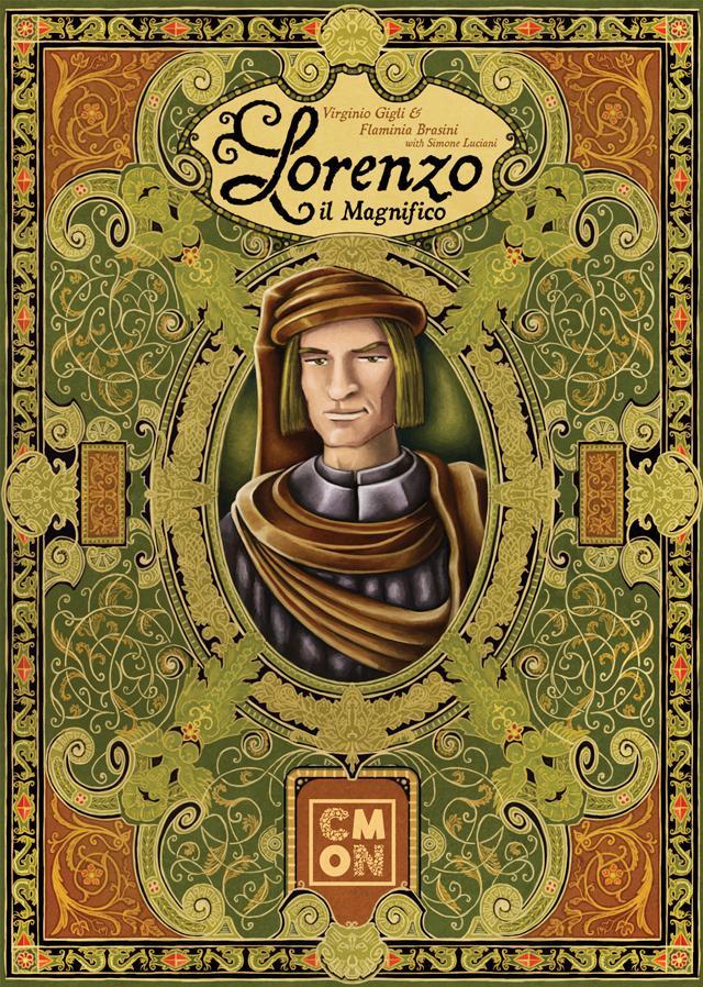 Lorenzo il Magnifico -  Cool Mini Or Not