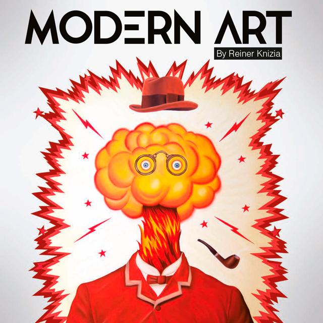 Modern Art (T.O.S.) -  Cool Mini Or Not