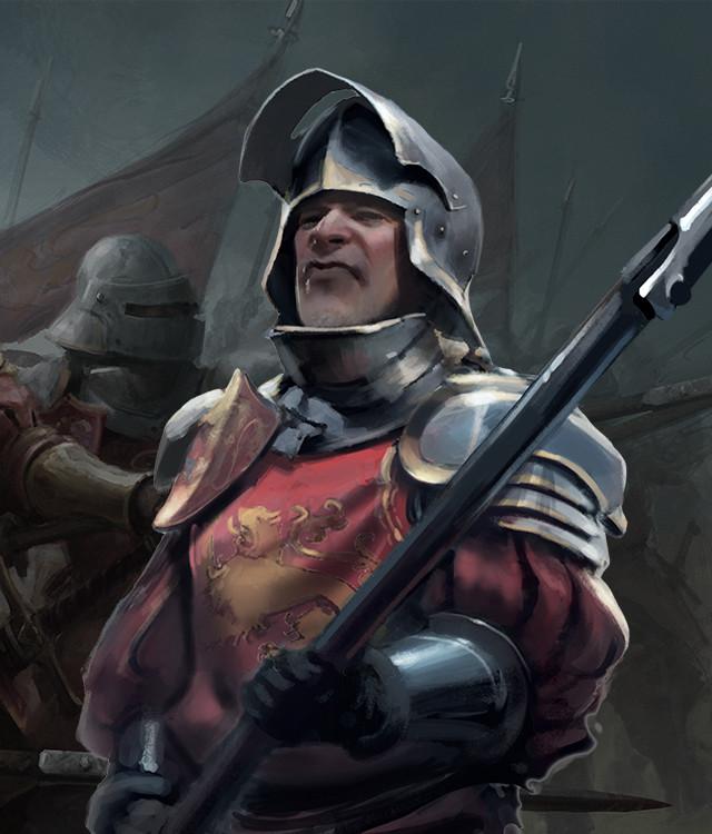 Lannister Halberdiers