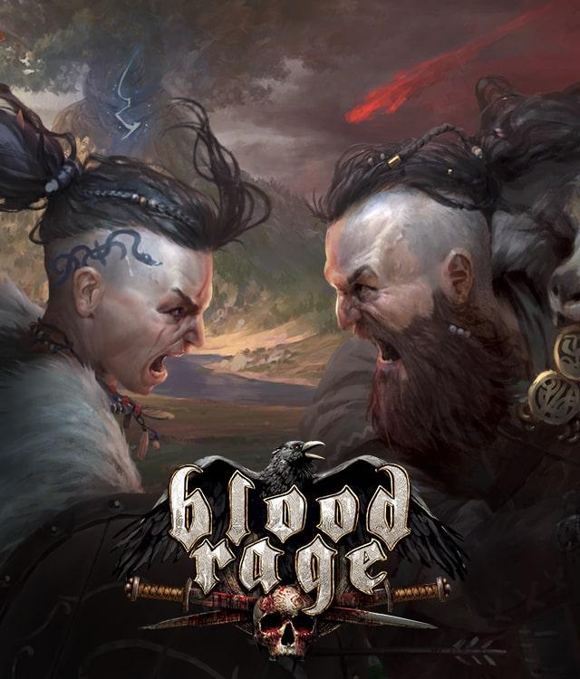 Blood Rage Digital