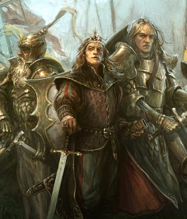 Lannister Heroes #2