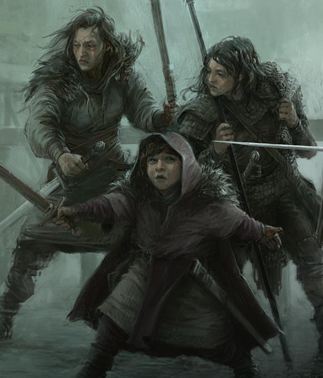 Stark Heroes #2