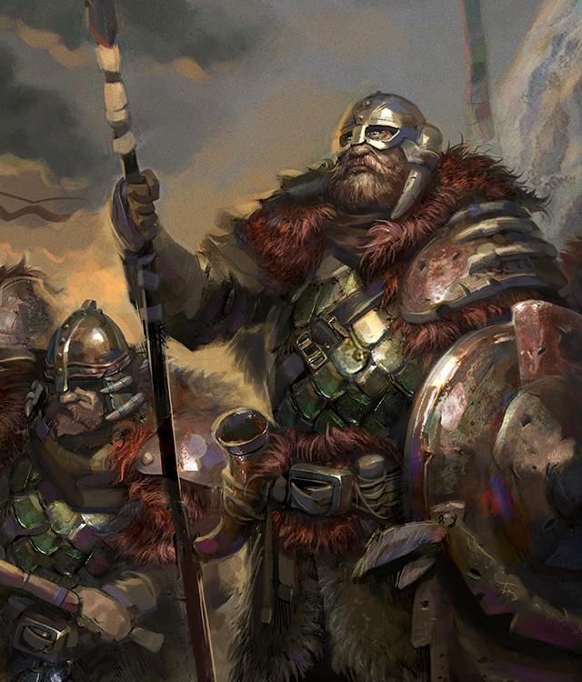 Thenn Warriors