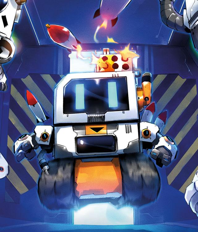 Build-a-Robot