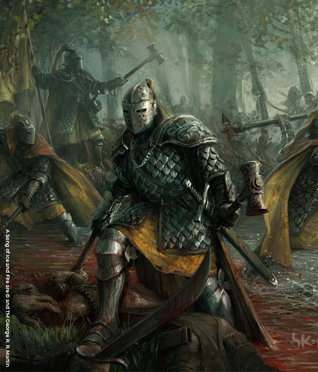 Baratheon Sentinels