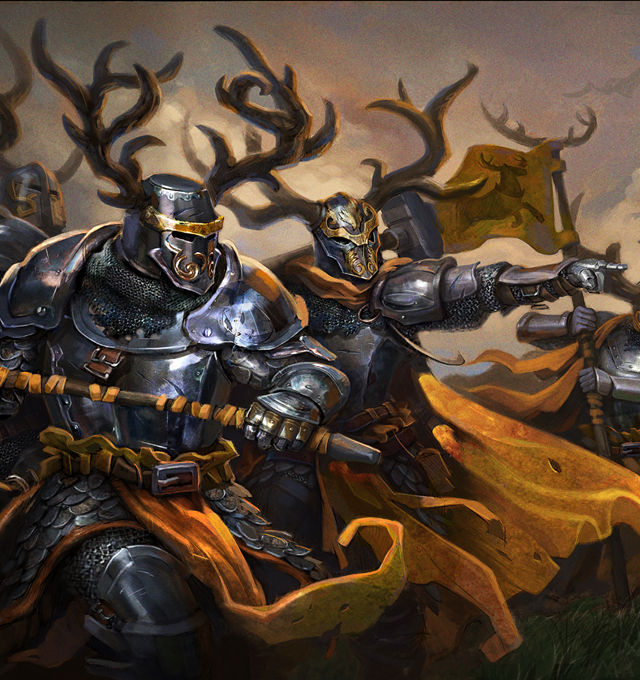Stag Knights