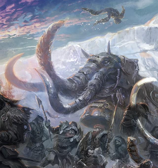 War Mammoths