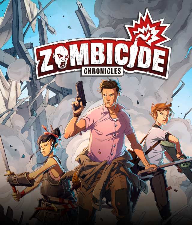 Zombicide: Chronicles RPG