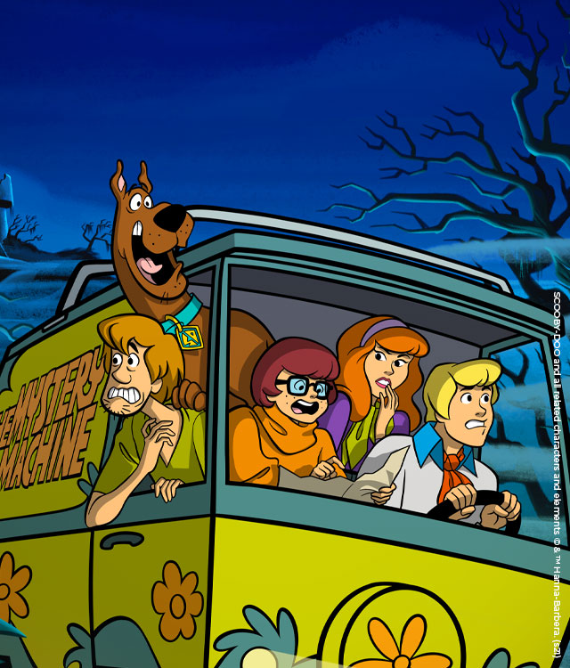 Scooby-Doo: The Board Game